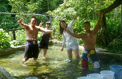 つかみどり池2